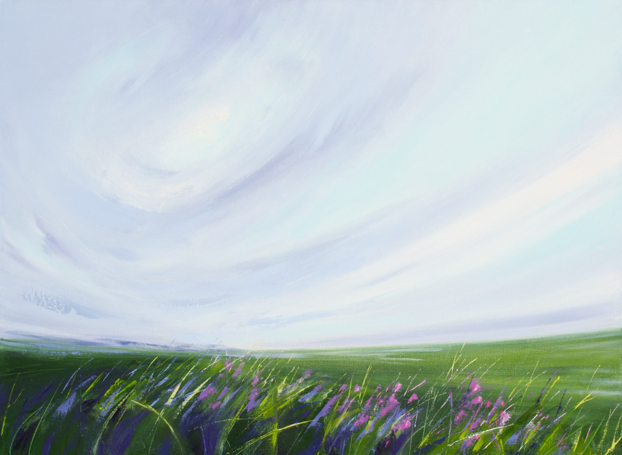 Sue Rapley Artist Available Landscapes Collection Wild and Free