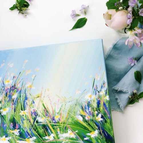Sue Rapley Artist The Serenity Collection artwork cover image