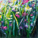 Sue Rapley Artist The Serenity Collection close up signature