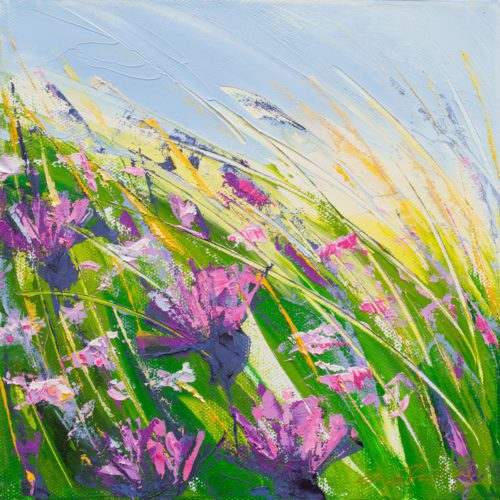 Sue Rapley Artist A Summer's Dance The Twenty20 Collection