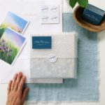 Sue Rapley Art packaging for small canvas